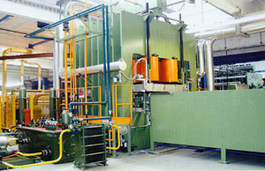 Short-cycle Lamination Production Line