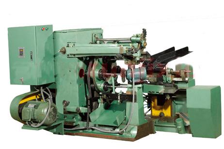 Tube thread machine