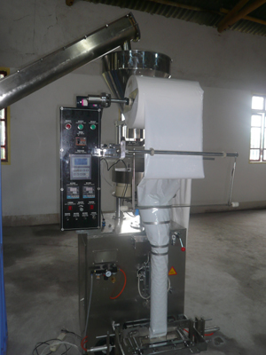 washing powder machine