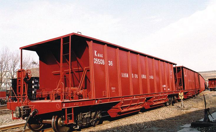 K18BK ore hopper wagon