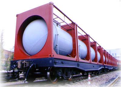 GH65K phosphor tank wagon