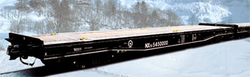 NX70 flat wagon