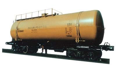 G17 viscous oil tank wagon