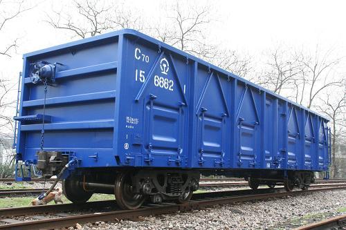 C70 open top wagon
